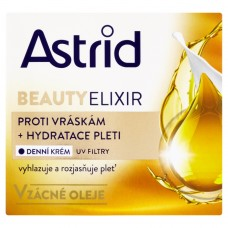 Astrid Beauty Elixir Anti-Wrinkle Moisturizing Cream With UV Filters 50ml