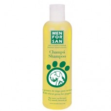 Velmi jemný šampon pro štěňata z pšeničných klíčků (Shampoo with Wheat Germ for Puppies) 300 ml