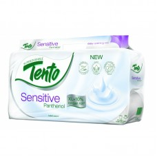 Tento Sensitive Panthenol Toilet Paper 8 pcs