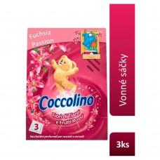 Coccolino Fuchsia Passion Fragrant Bags Pink 3 pcs
