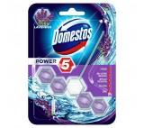 Domestos Power 5 Lavender Toilet Rim Block 55g
