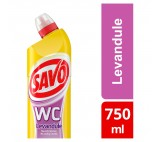 Savo WC Lavender Cleane 750ml