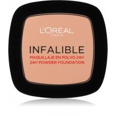 L'Oréal Paris Infalible 24h Powder 245 Warm Sand 9g