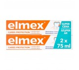 elmex Caries Protection Fluoride Toothpaste 2 x 75ml