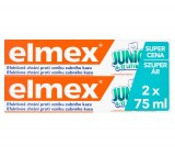 elmex Junior Tooth Paste 6-12 Years 2 x 75 ml