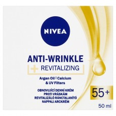 Nivea Anti-Wrinkle Revitalizing Day Cream 55+ 50ml