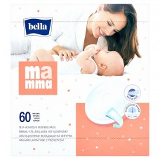 Bella Mamma Self Disposable Breast Pads á 60 pcs