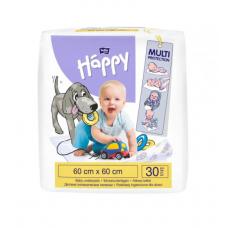 Happy Baby Underpads 30 pcs