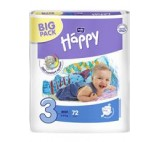 Happy Midi Baby Diapers
