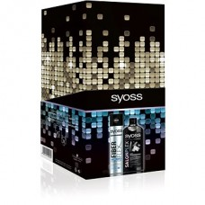 Syoss Salonplex & Fiber Flex dárková sada