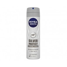 Nivea Men Silver Protect Antiperspirant Spray 150ml