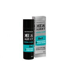 Dermacol Men Agent Hydra Care 2in1 Moisturiser & After Shave 50ml