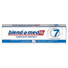 Blend-a-med Complete Protect 7 Crystal White Toothpaste 100ml