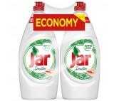 Jar Sensitive Washing Up Liquid Teatree & Mint 2x900ml