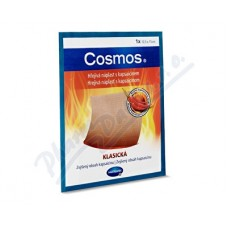 Cosmos Warming Plaster with Capsaicin 12.5 x 15 cm 1 pc