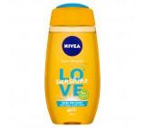 Nivea Love Sunshine Refreshing Shower Gel 250ml