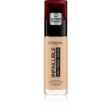 L'Oréal Paris Infaillible 24H Fresh Wear 140 Golden Beige Foundation 30ml