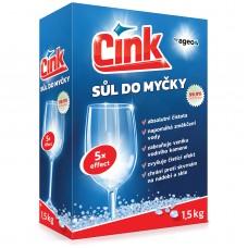 CINK DISHWASHER REGENERATION SALT
