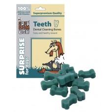 Huhubamboo Teeth - Dentální kosti na čištění zubů 75g