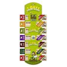 Huhubamboo Superstick 7days 7x12g