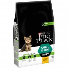 PRO PLAN Small & Mini Puppy Rich in Chicken Pet Food 7 kg