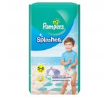 Pampers Splashers Size 5-6, 10 Disposable Swim Pants