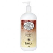 Masážní mléko s mlékem a medem (Massage Pro) 750 ml