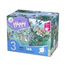 Bella Baby Happy 3 Midi 5-9 kg Diapers 144 Pieces