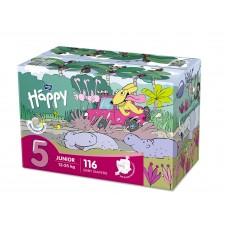 Bella Baby Happy 5 Junior 12-25 kg Diapers 116 Pieces