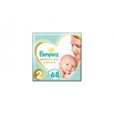 Pampers Premium jednorázové pleny velikost 2