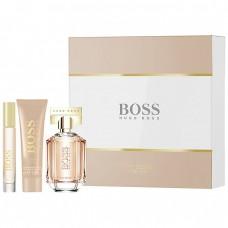 Boss The Scent For Her - EDP 50 ml + EDP 7,4 ml + tělové mléko 50 ml