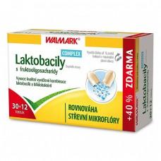 Laktobacily Complex s fruktooligosacharidy 30 tob. + 12 tob. ZDARMA