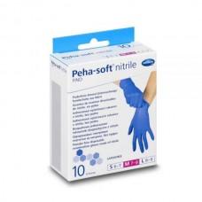 Peha-soft nitrile fino - bezlatexové nepudrované gumové rukavice