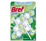 Bref Power Aktiv ProNature Mint Eucalyptus Solid Toilet Block 3 x 50g