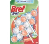 Bref Power Aktiv ProNature Grapefruit Solid Toilet Block 3 x 50g