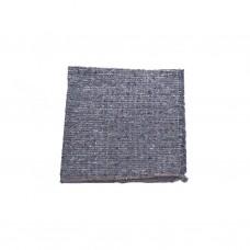 BALhome Petra mycí hadr tkaný, šedopestrý, 60 × 60 cm
