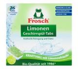 Frosch EKO All in 1 Lemon Dishwasher Tablets 26 Tablets 520g