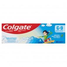 Colgate Anti-Caries Fluoride Toothpaste 6-9 Years 50 ml