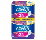Always Platinum Super (Size2) Sanitary Towels Wings 14 Pads