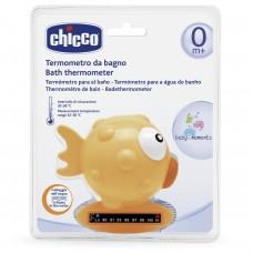 Chicco Teploměr do vody rybka - oranžová