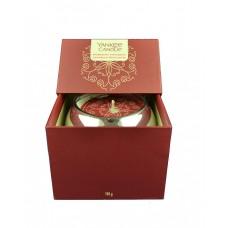 Yankee Candle Dárkový box se svíčkou Sparkling Cinnamon