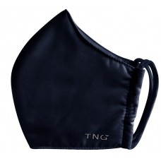 TNG Rouška textilní antibakteriální z nano yarn materiálu 3vrstvá, tmavě modrá