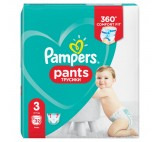 Pampers Pants Size 3, 32 Nappies, 6kg-11kg