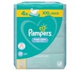 Pampers Fresh Clean Baby Wipes 4 Packs = 320 Wipes