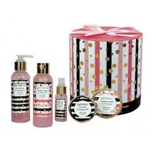 Parisax Dárková sada tělové péče Bath & Body Care Gift