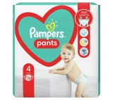 Pampers Pants Size 4, 25 Nappies, 9kg-15kg