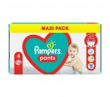 Pampers Pants Size 4, 48 Nappies, 9kg-15kg