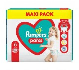 Pampers Pants Size 6, 36 Nappies, 15kg+