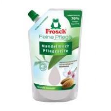 Frosch Tekuté mýdlo s mandlovým mlékem - náhradní náplň