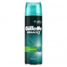 Gillette Mach3 Complete Defense Sensitive Men's Shaving Gel 200ml
